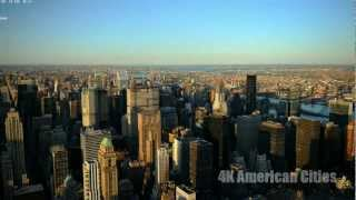 Time Lapse UHD Ultra HD 4K Resolution Video Stock Footage Royalty Free - American Cities
