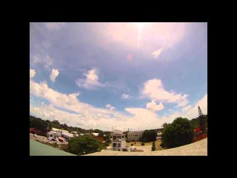 Time Lapse from Key West Forecast office 6-1-2014