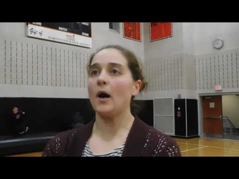 Megan O'Connell - Wakefield Head Girls Basketball Coach
