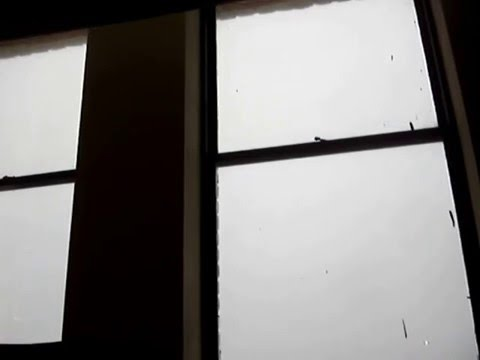 Horrible Rattling Room Window at Resorts Casino Hotel in Atlantic City NJ -- Part 2