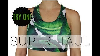 TRY ON!!! Super haul de ropa! (Zara, SheIn, Ronwe, Bimba & Lola y más!!!)