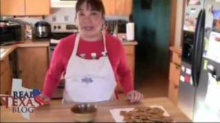 Real Texas Jalapeno Peanut Brittle Bacon Cookies  Part 1 Of 3