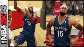 NBA 2K14 My Career Mode PS4 Ep 17 - IpodKingCarter Snaps & Breaks Pelicans Team Scoring Record