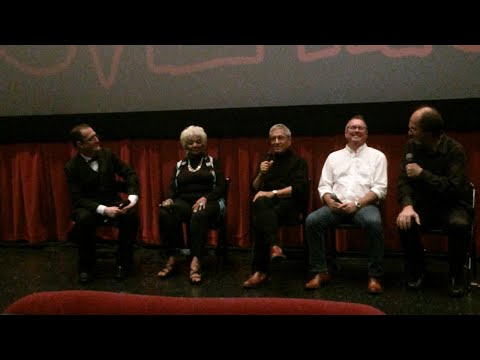 STAR TREK II: THE WRATH OF KHAN W/actors Nichelle Nichols & Ike Eisenmann, Writ-dir Nicholas Meyer
