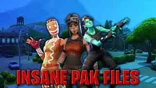 INSANE FORTNITE PAK FILES (OG SKINS) ALSO MY RETURN (NEW FILE DOWNLOAD IN DESCRIPTION 10/28/2018)