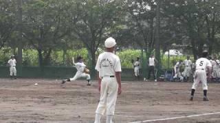 タイガースカップ 二次予選(太東中戦)
