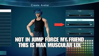 jump force cac items