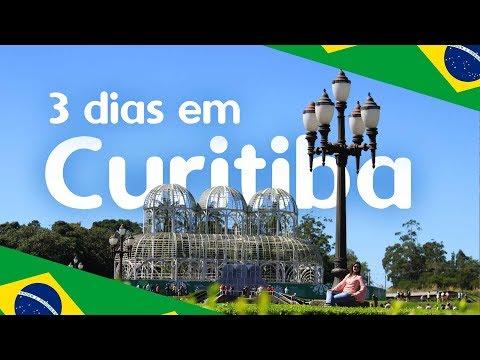CURITIBA em 3 DIAS | MORRETES | PARANÁ | O QUE FAZER | ROTEIRO | 2019