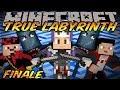 Minecraft TRUE LABYRINTH 1.8/14w11b Custom Map Finale w/ Isaac & Matt - EVIL SQUIDS!
