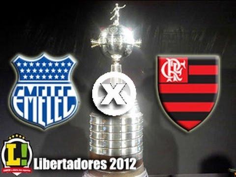 Emelec 3 x 2 Flamengo - Libertadores 04/04/2012 - Jogo ...