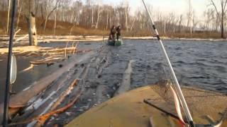 Рыбалка на талакане Щука