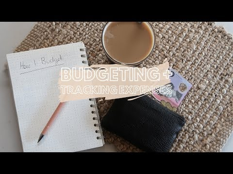 How I Budget + Track Expenses | Easy Ways + Tools To Keep On Track