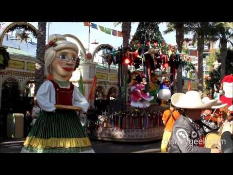 DCA: Viva Navidad! Street Party Finale Clip