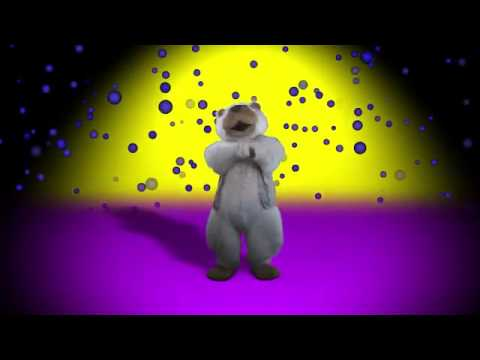 Energizer Dance- Charlie Bear   Bada Boop