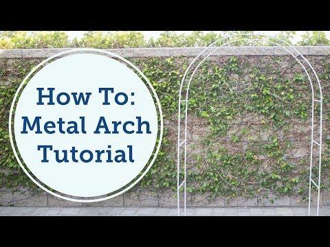 How To: Decorative Arch Instructions | BalsaCircle.com