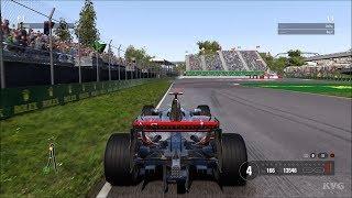 F1 2017 - McLaren MP4/23 2008 - Gameplay (PC HD) [1080p60FPS]