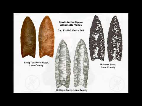 Dr Tom Connolly - history of Kalapuya tribes