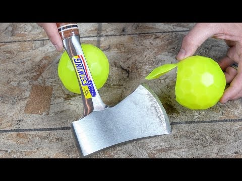 What's inside a Blitzball?