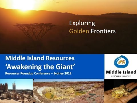 Middle Island Resources Sydney Resources Round Up Presentation 2018