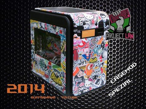 Casemod Spezial, Buffbanane DS Cube