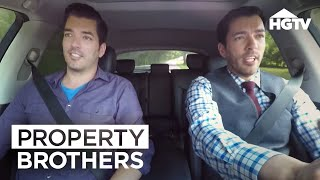 Love At First Pizza | Property Brothers At Home: Drew's ...