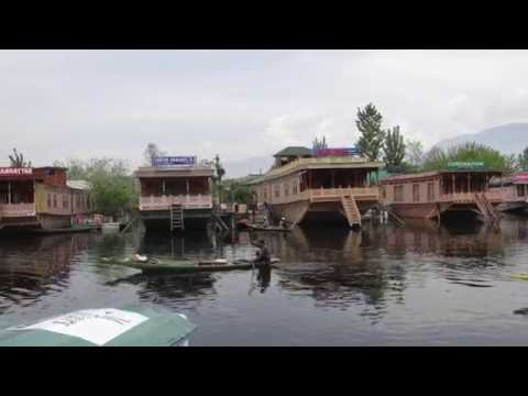 Travel to srinagar