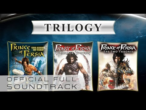 Prince Of Persia Sands Of Time Ost 11 A Question Of Trust Youtube