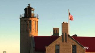 eScapes - Old Mackinac Point Lighthouse - featuring Amy Lauren