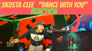 Dance With You - Skusta Clee ft. Yuri Dope (Official Music Video) | Reaction