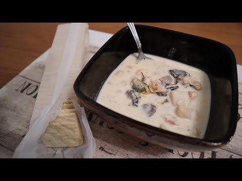how-to-cook-seafood-chowder