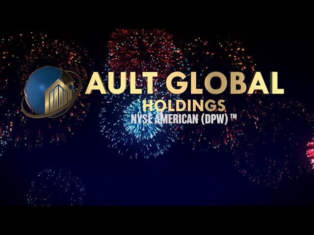 Congratulations! DPW Holdings ($DPW) Changes its name to Ault Global Holdings Inc.