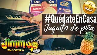 Jimmy Sale Calor | #TransmisiónEnVivo Juguito de piña
