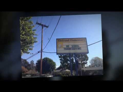 Fred Ekstrand Elementary School - San Dimas, CA