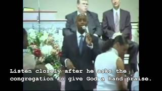 Prominent Seventh-Day Adventist Speaking In Tongues?