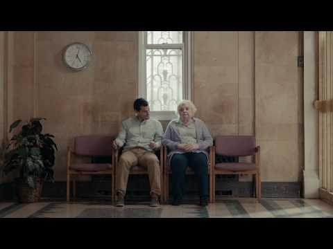 TEASER for THE VISIT Short Film, starring Sean Maher & June Squibb