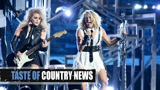 Carrie Underwood Reveals Identity Of All-female Cma Awards Band