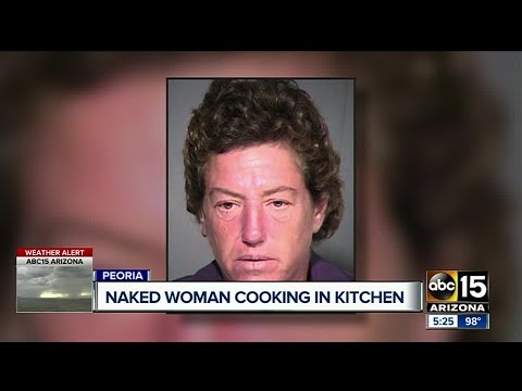 Police Peoria Woman Returns Home Finds Naked Intruder
