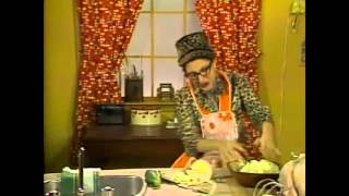 Andrea Martin - Cooking With Edith Prickley (SCTV) YouTube Videos