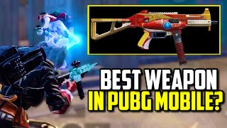 WHY UMP45 IS THE BEST CLOSE RANGE WEAPON IN PUBG MOBILE!
