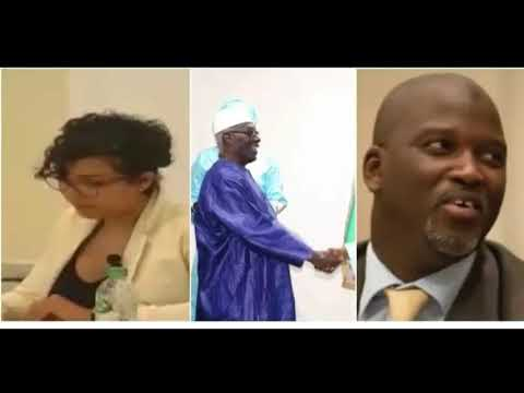 Breaking: The Janneh Commission & The Attorney General's Chambers Sued By Fadi Mazagi