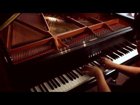 """Kuusou Mesorogiwi"" Mirai Nikki Opening [PIANO COVER]"