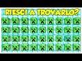 RIESCI A TROVARE QUELLO SBAGLIATO? - Minecraft ITA