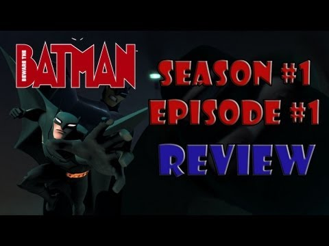 "Beware the Batman S1E1 ""Hunted"" Review"