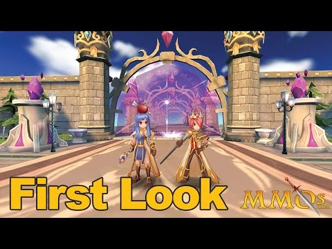 Ragnarok Mobile Gameplay First Look – MMOs.com