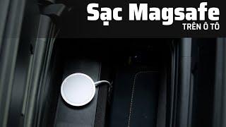 Dùng Sạc MagSafe trên xe hơi
