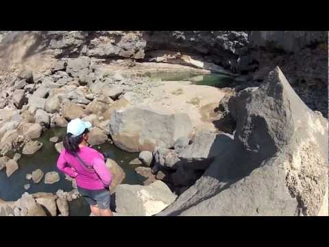 GoPro HD: Djibouti Lac Assal and Ghoubet Area