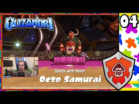 Splatoon 2 - Octoling Strike, Octo Samurai Duel, Onto Beaker's Depot - Story Mode - Episode 4