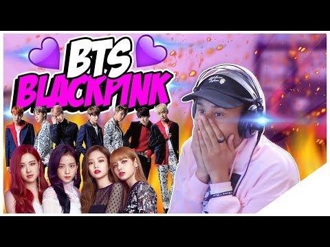 BLACKPINK & BTS Mashup - 'Ddu Du Ddu Du x Mic Drop'   Reaction