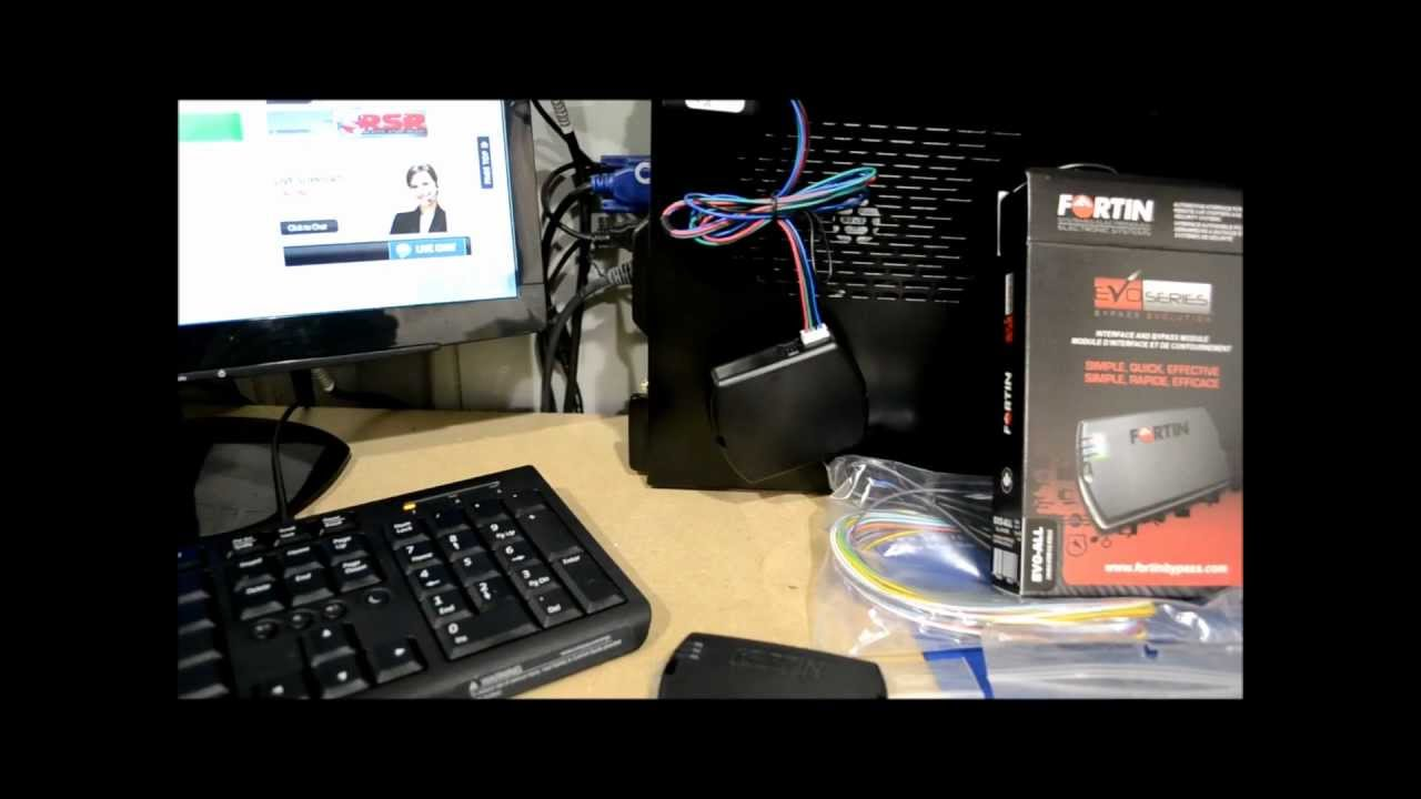 Remote Start Bypass Module Kits Explained Dei Idatalink And Fortin Viper Smartstart Wiring Diagram Youtube