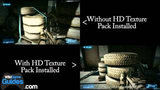 Battlefield 3 - HD Texture Pack Comparison Graphics Test on the Xbox 360 | WikiGameGuides